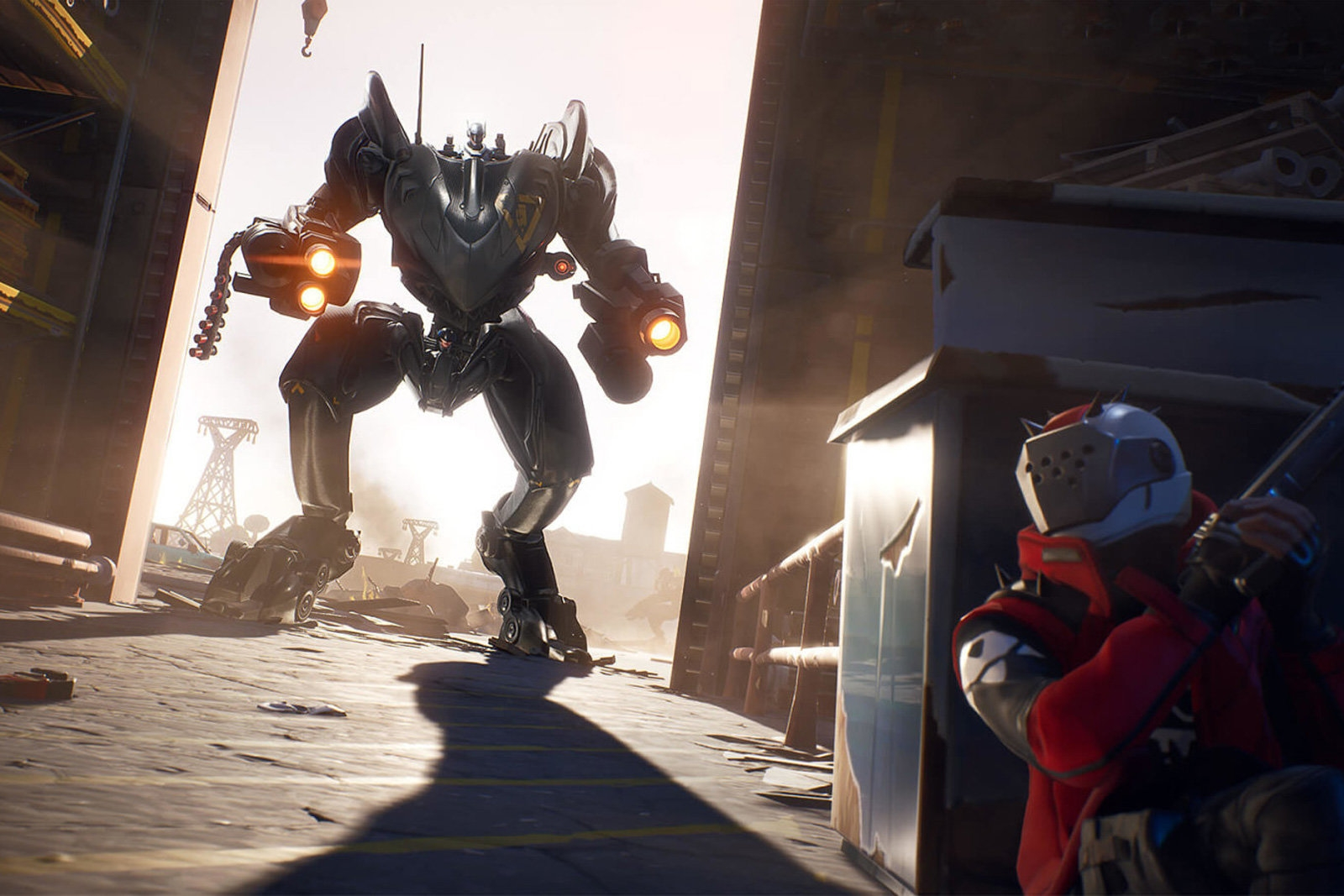 Epic tones down overpowered mechs in 'Fortnite' competitive modes   DeviceDaily.com