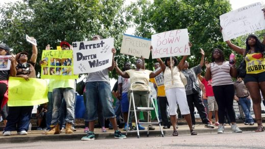 Five years after Ferguson, let's make sure frontline activists don't become 'living casualties'