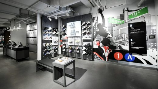 Foot Locker and Nike want to supercharge your sneaker shopping with 'Power' retail stores