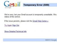 Gmail Service Out In Parts Of Asia
