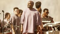 Kanye's 'Star Wars'-themed homeless shelter could get the Death Star treatment