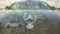 Mercedes-Benz might track your car's location if you don't make your payments
