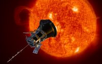 NASA solar probe sends back data from its first two visits
