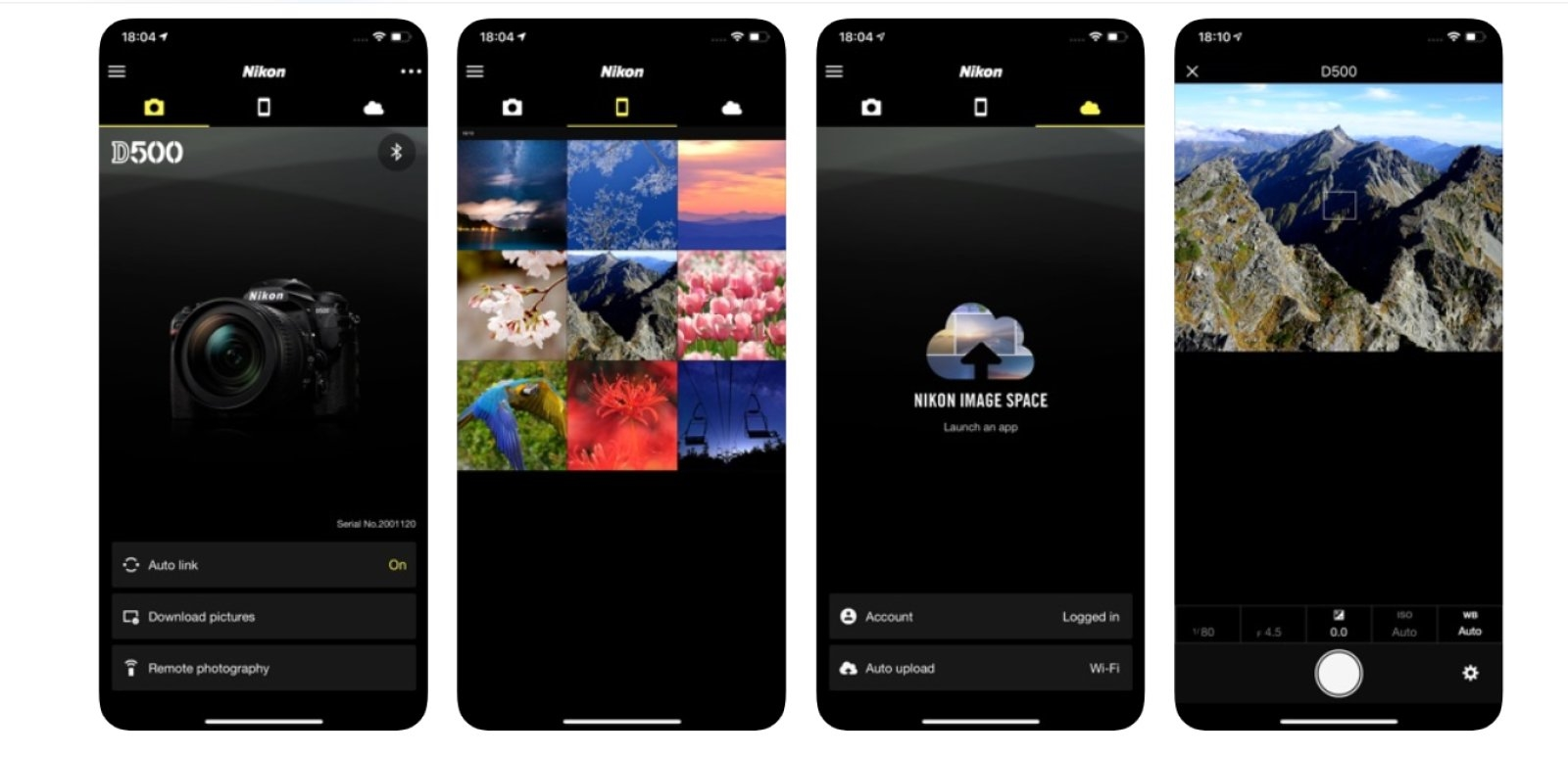 Nikon updates its SnapBridge app for faster image transfers | DeviceDaily.com