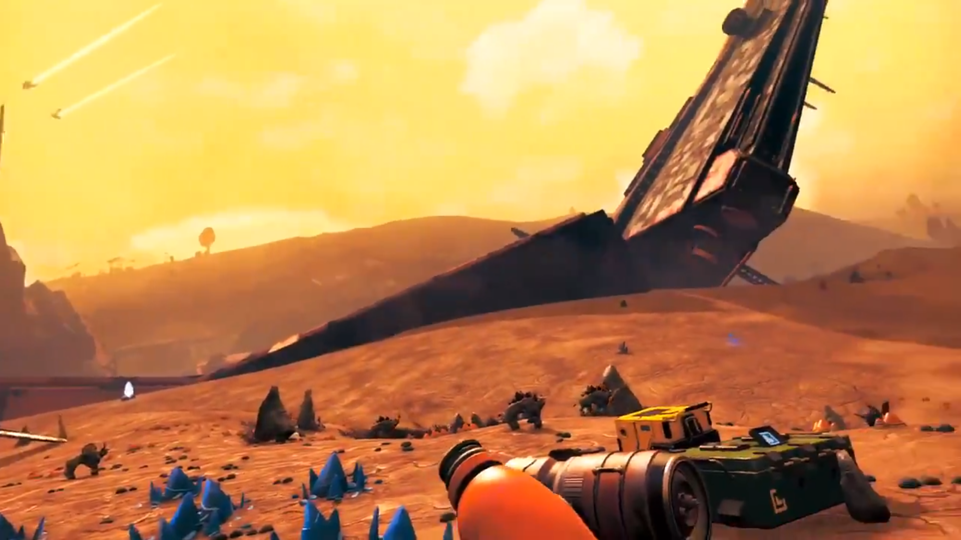 'No Man's Sky Beyond' trailer reveals expanded multiplayer and VR | DeviceDaily.com