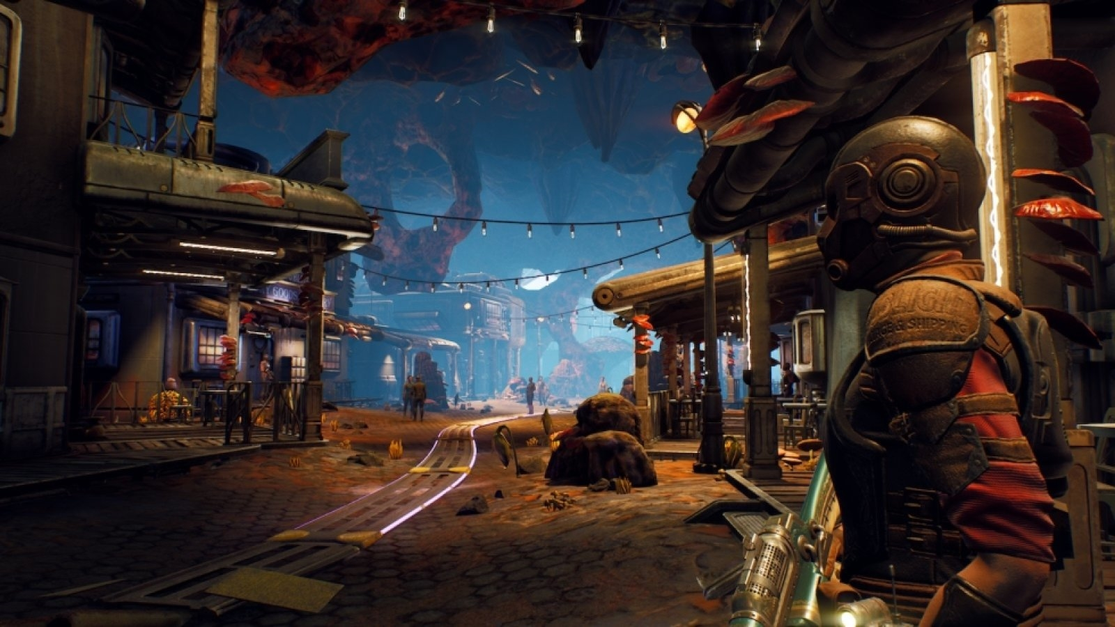 Obsidian's 'The Outer Worlds' is coming to Nintendo Switch | DeviceDaily.com