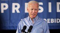 Protests erupt at Democratic debate, leaving Biden, Booker, de Blasio stunned