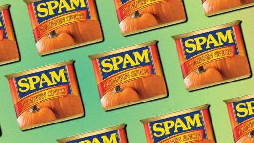 Pumpkin Spice Spam: Fake news becomes unfortunate reality