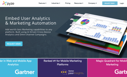 Pyze Announces $4.6 Million Funding Round for AI Based Analytics & Campaigns