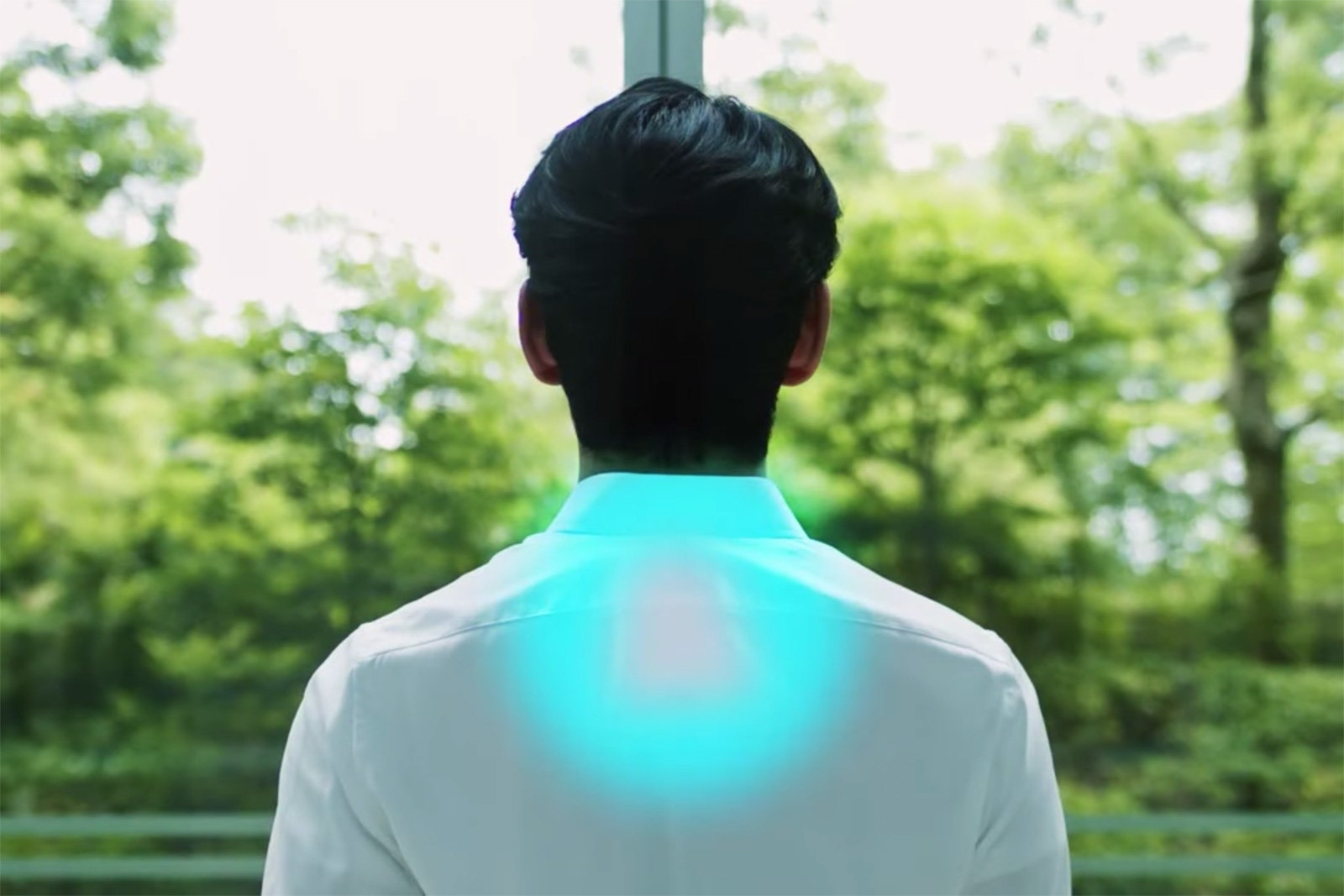 Sony is crowdfunding a wearable air conditioner | DeviceDaily.com