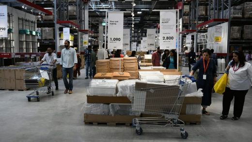 The battle for India's $32 billion furniture market heats up