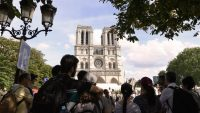 The heat wave in Europe could jeopardize Notre Dame recovery efforts