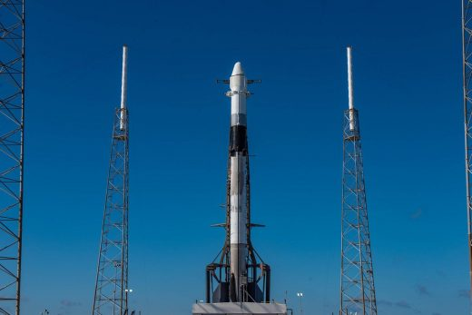 Watch SpaceX launch a twice-used Dragon capsule