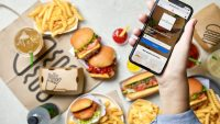 You can skip that long Shake Shack line because the burger chain now delivers