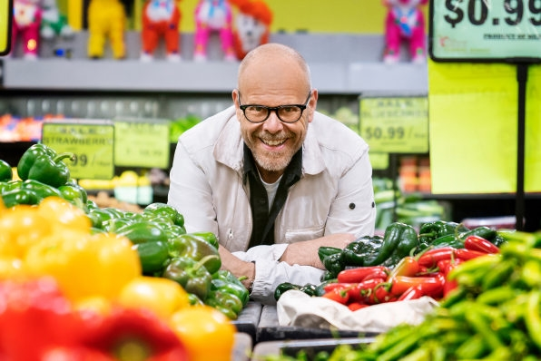 """Alton Brown explains why 'Good Eats: The Return' is """"the best work that I've ever done in my career"""" 