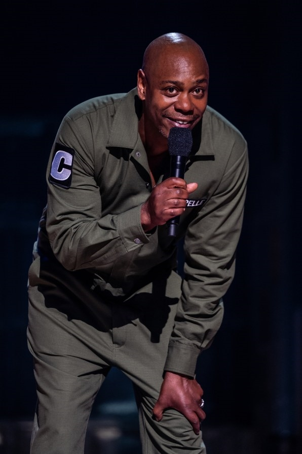 Dave Chappelle's new Netflix special proves he's too obsessed with cancel culture to write good jokes | DeviceDaily.com