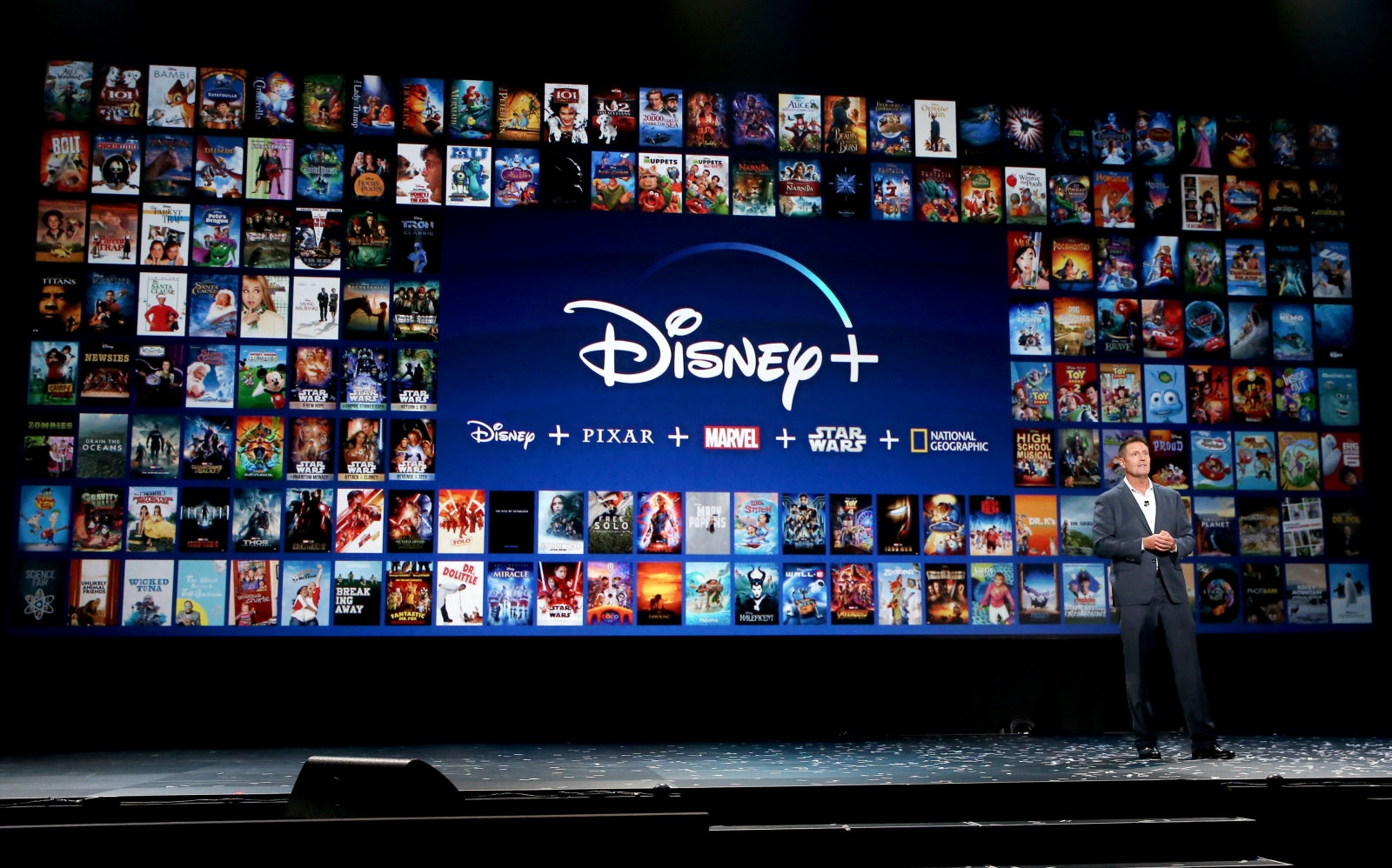 For Disney, it's all about 'quality over quantity' with Disney+   DeviceDaily.com