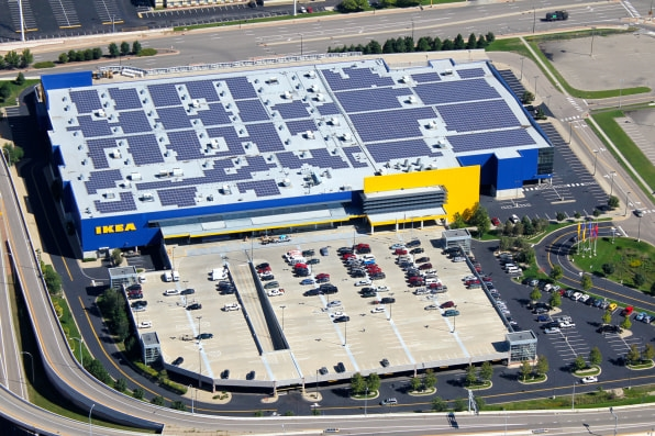 Ikea has invested in enough clean energy to power all of its operations (plus extra) | DeviceDaily.com