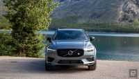 Volvo's Polestar engineered XC60 is fast, but still reserved