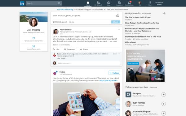 4 Tips to Write a Killer LinkedIn Post | DeviceDaily.com