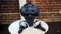 HTC Vive Cosmos hands-on: VR never looked so good