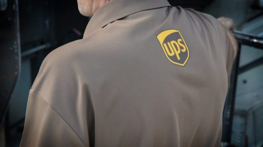 Check out the new UPS driver uniforms and see if you can spot the high-tech updates