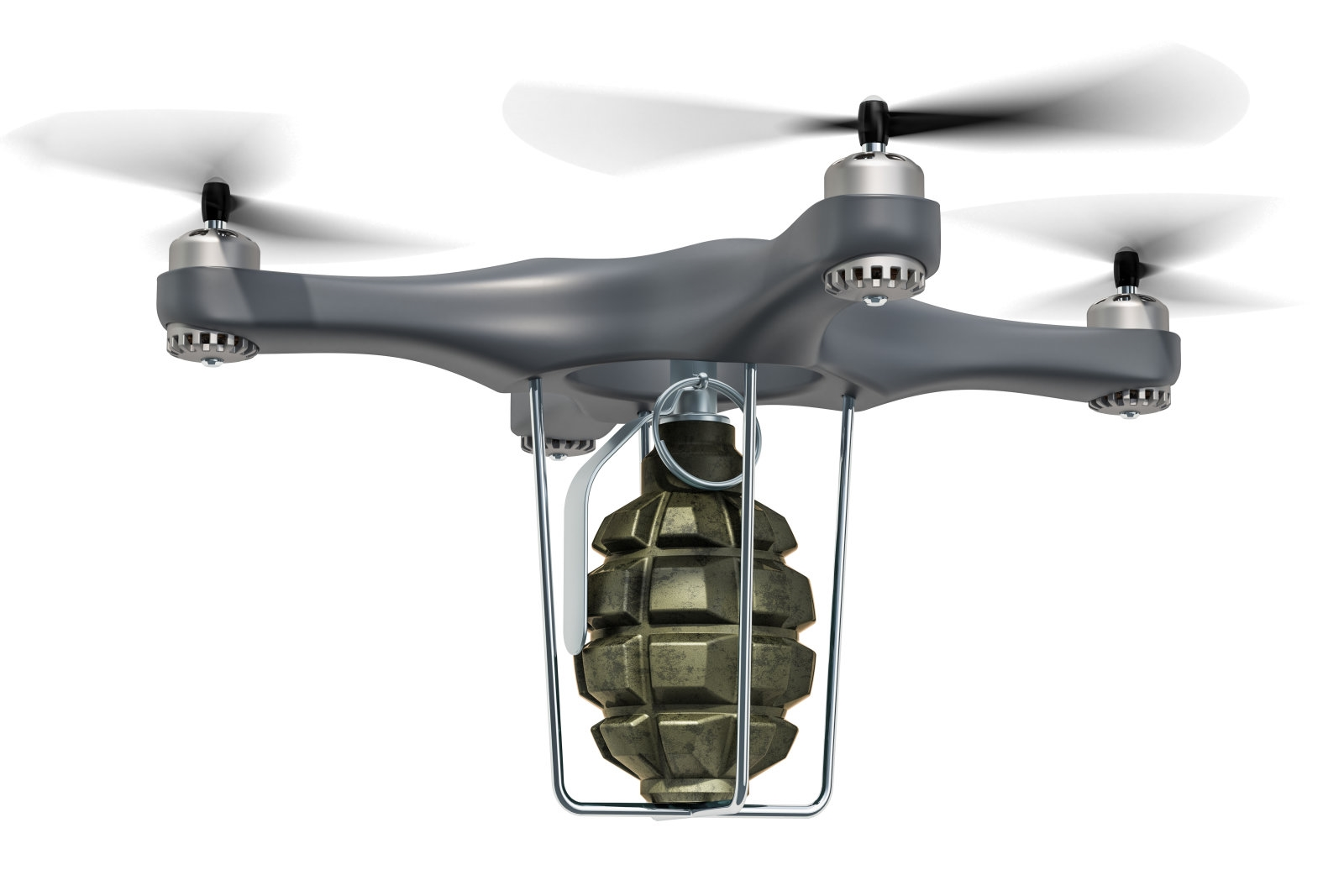FAA: Please don't weaponize your drone | DeviceDaily.com