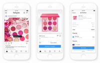 Facebook testing two new ad features: in-app checkout for Facebook ads, new ad unit for Instagram