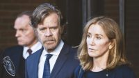 Felicity Huffman gets 14 days in prison in the college admissions scandal