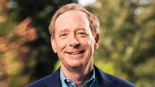 Microsoft President Brad Smith's book about tech is no love letter