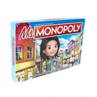 'Ms. Monopoly' is not as patronizing as Hasbro's version for millennials, but it's not empowering either