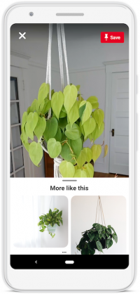 Pinterest brings Shoppable Pins to visual searches for fashion, home products