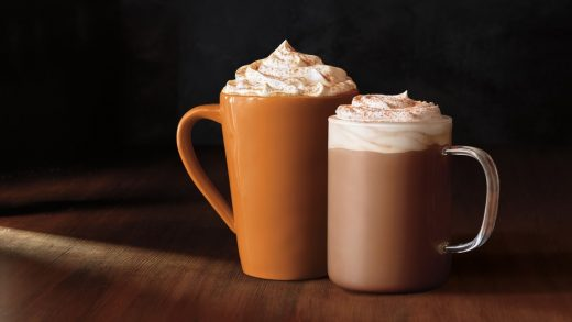 Pumpkin spice latte lovers, look out! Starbucks is launching its first new pumpkin beverage in 16 years