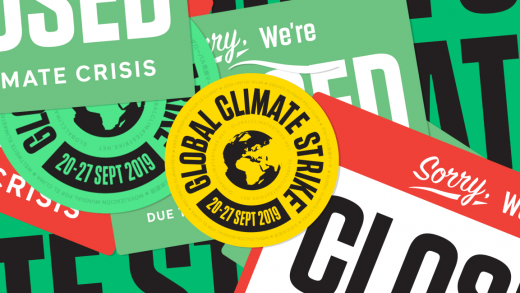 Seventh Generation is donating its national ad airtime to the climate strike