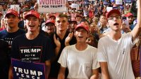 Students For Trump wants 1 million young MAGAs by 2020. It starts tonight in Vegas