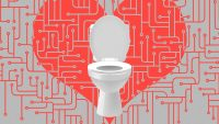 This smart toilet seat monitors your heart health through your gluteus maximus