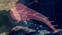 Who will be impacted by Hurricane Dorian? This map will tell you