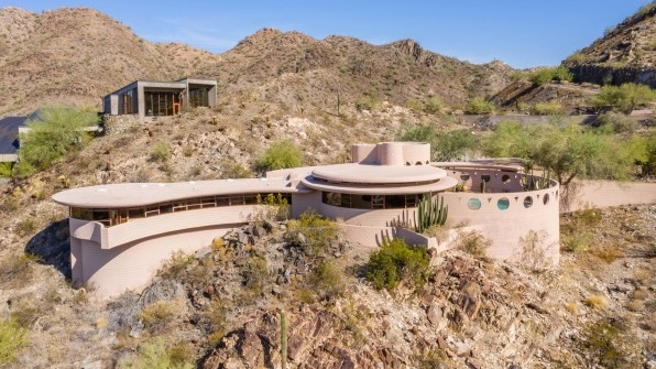 Frank Lloyd Wright's last home is being sold at auction with no minimum | DeviceDaily.com