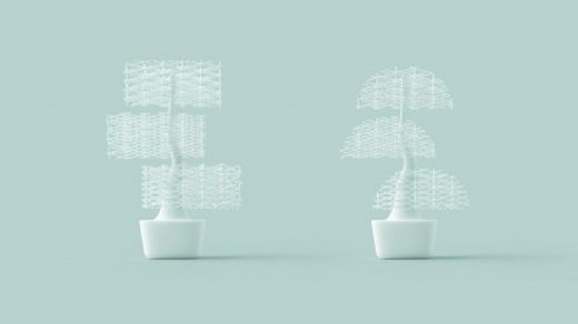 The bonsai tree gets a high-tech, user-friendly redesign
