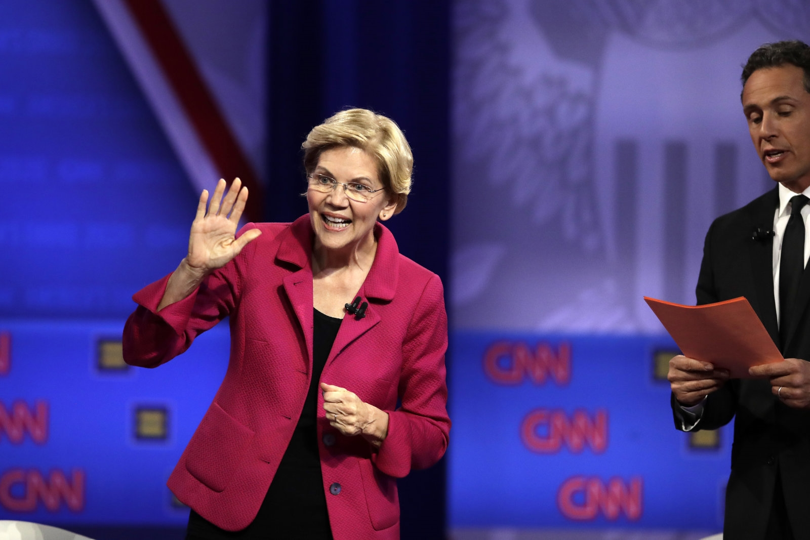 Elizabeth Warren Facebook ad mocks Facebook's fact checking policies | DeviceDaily.com