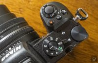 Hands-on with the Z 50, Nikon's first mirrorless APS-C camera