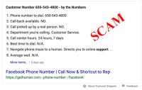 How to Fix a Blocked Business URL on Facebook