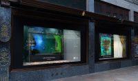 LG puts its transparent OLED TVs in Harrods windows