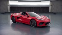 Chevrolet unveils convertible and race car versions of its 2020 Corvette