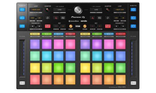 Pioneer's DDJ-XP2 brings 16 pads per deck to Serato DJ Pro