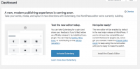 What Does the Gutenberg Editor in WordPress Mean for My Website?