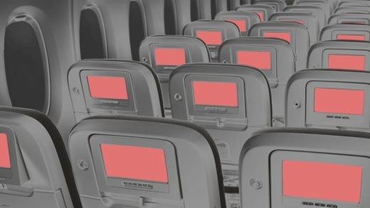 Airlines can't agree about whether seats should have screens