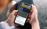 Brinks Taps Apple iOS Chat Feature On Google Search
