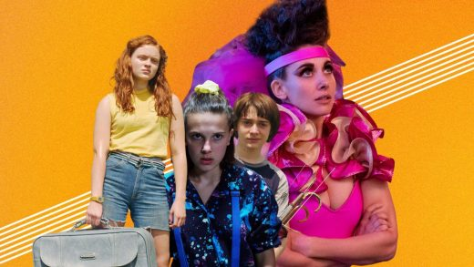 Halloween costume ideas from the designers of Glow and Stranger Things