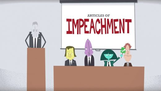 How does impeachment work? Let these cartoon explainers show you